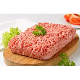 Local Organic Pork Mince