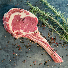 Grass Fed Rib Eye Steak (Bone In) 1kg
