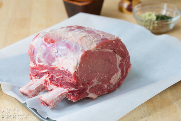 Grass Fed Standing Rib Roast 1-2kg