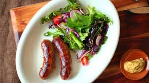Grass Fed Texan Chilli Beef Sausages 500g