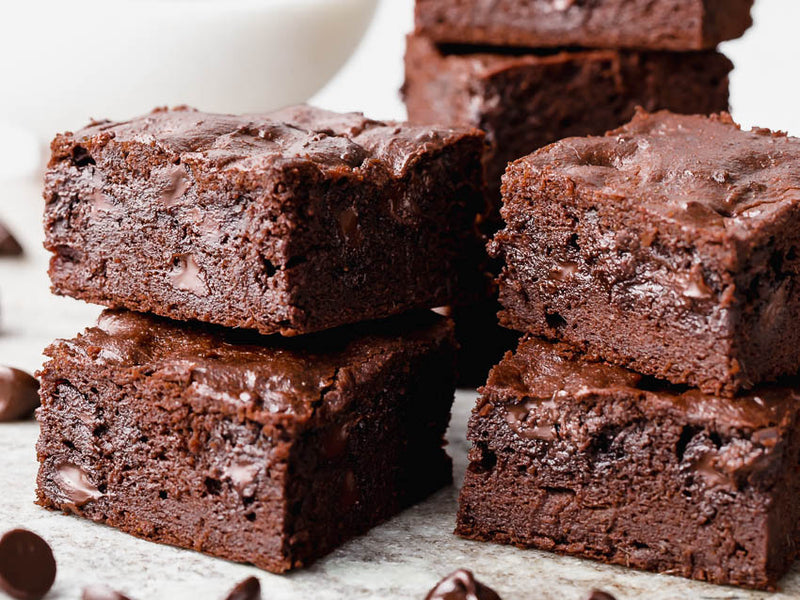 Chocolate Brownie (Gluten Free)