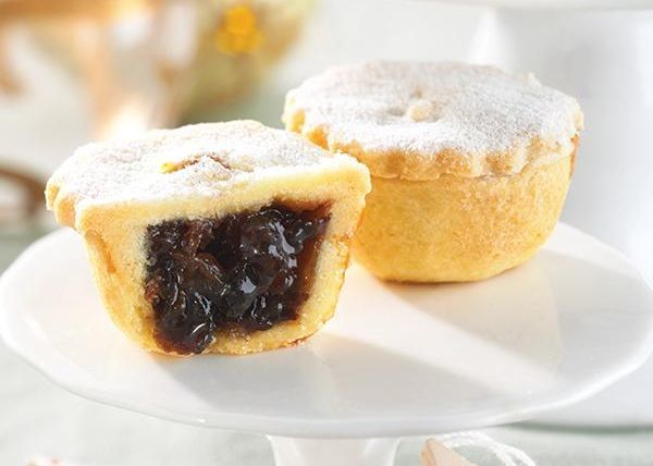Fruit Mince Pies (Gluten Free) 2 per pack