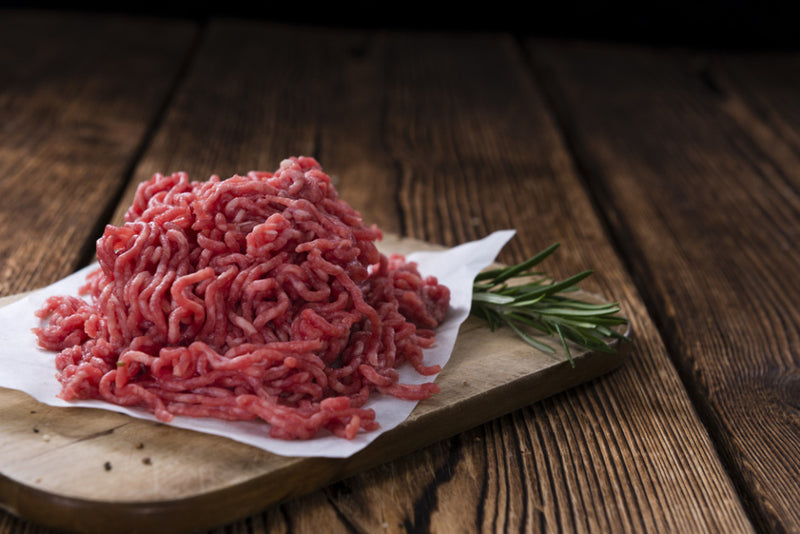 Nutrient Enriched Beef Mince 500g