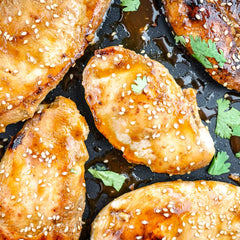 Free Range Honey Soy Chicken Breast Steaks 500g