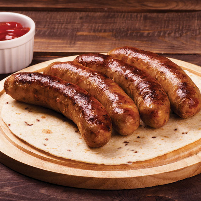 Grass Fed Pure Beef Sausages