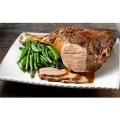 Grass Fed Lamb Leg Roast On Bone 1-2kg $22.49/kg