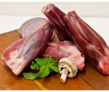 Grass Fed Lamb Shanks 2 per pack