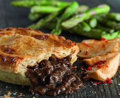 Gluten Free Steak & Red Wine Pie