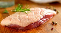 Free Range Duck Breast (Skin On) 500g