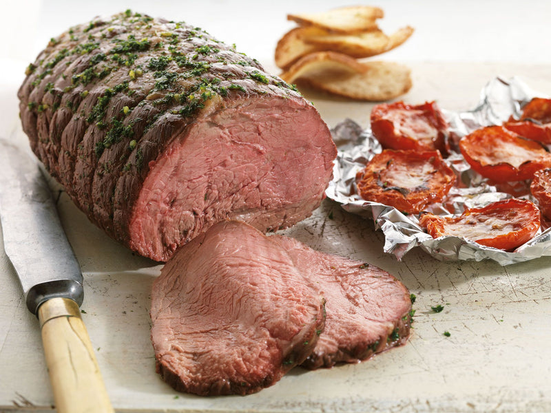 Grass Fed Sirloin Roast (Multiple Sizes)