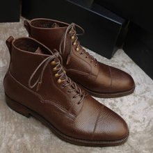 Load image into Gallery viewer, MTO - Vanquish Blucher Boot - 50% deposit