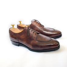 Load image into Gallery viewer, MTO - Respighi-S Handsewn Split Toe Derby - 50% deposit