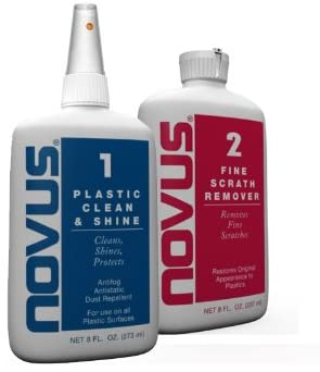 NOVUS POLY CARBONATE CLEANER