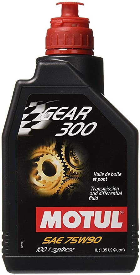 MOTUL GEAR 300 GEAR OIL 75W90
