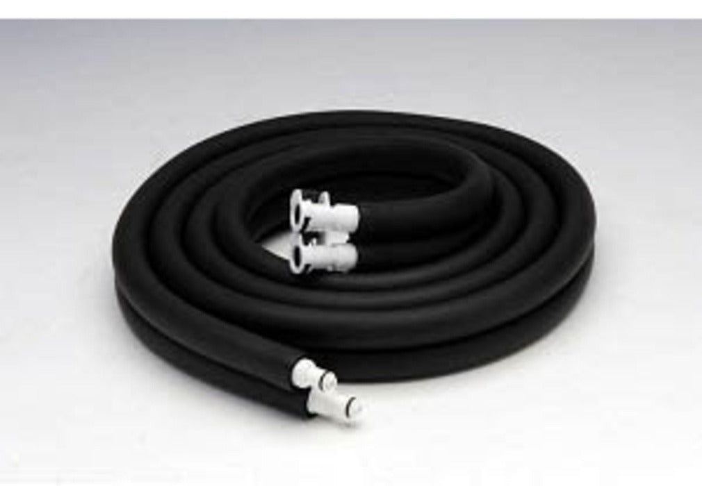 COOL SHIRT WATER HOSE 8FT WITH RED BREAKAWAYS