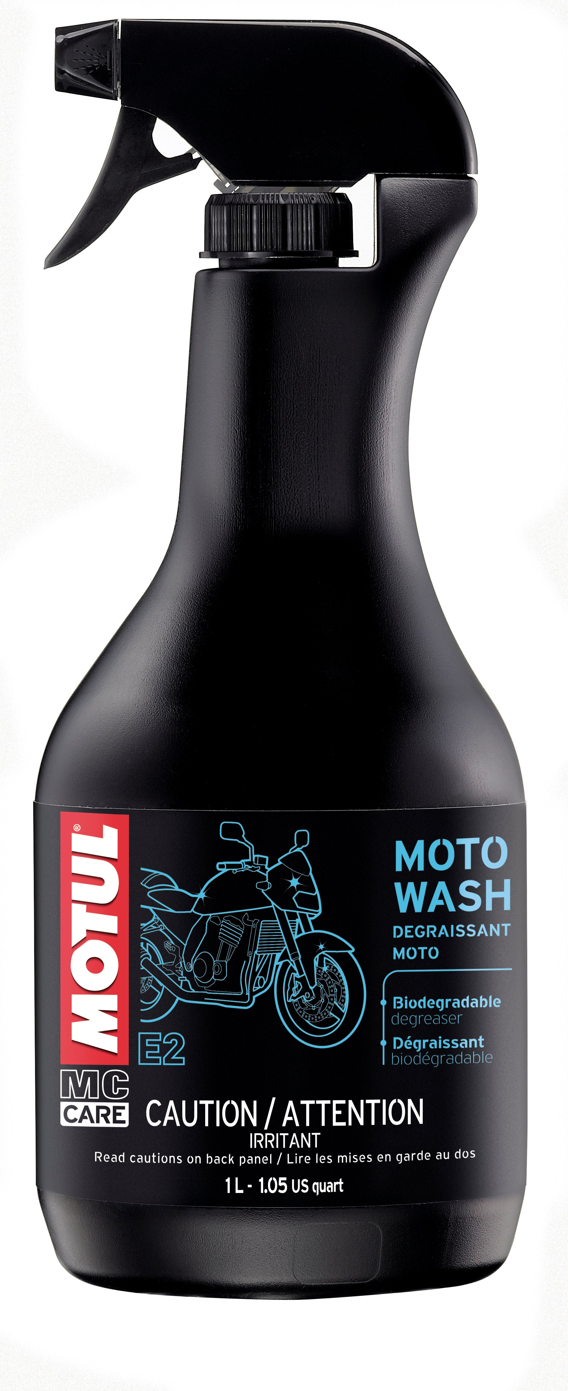 MOTUL MOTOWASH BIODEGRADABLE CLEANER DE-GREASER