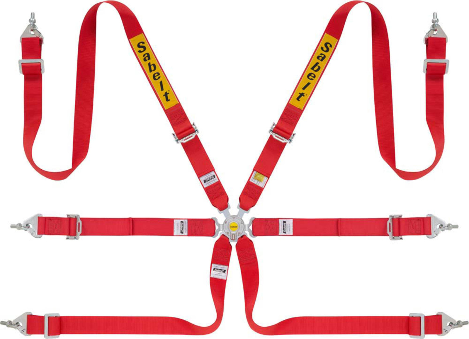 SABELT RACING HARNESS 6 Point