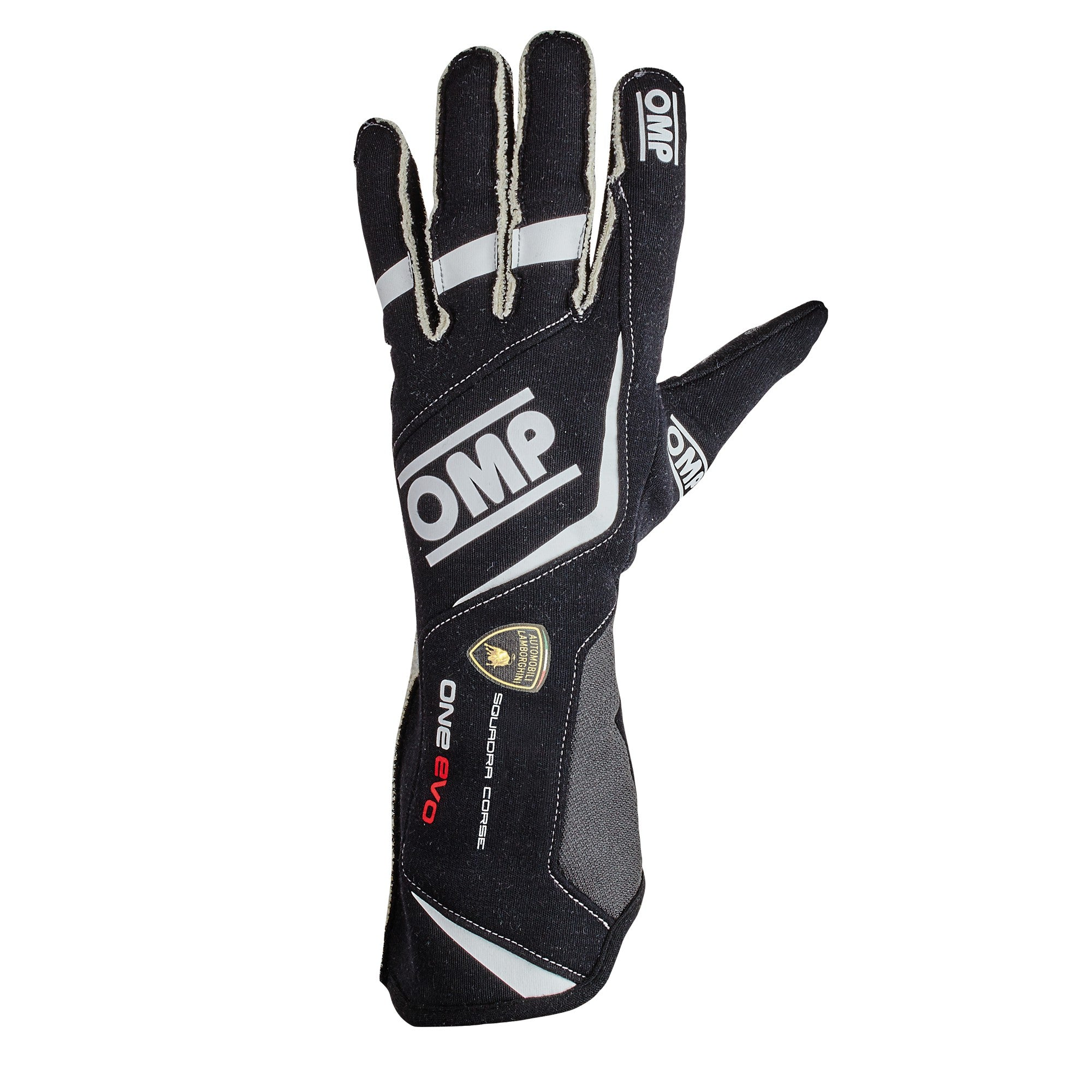 OMP NOMEX RACING GLOVES LAMBORGHINI EDITION ONE-EVO