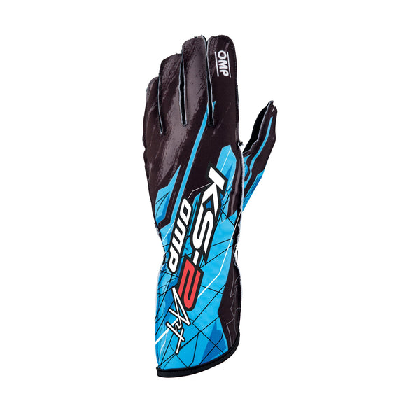 OMP KS-2 ART KARTING GLOVES