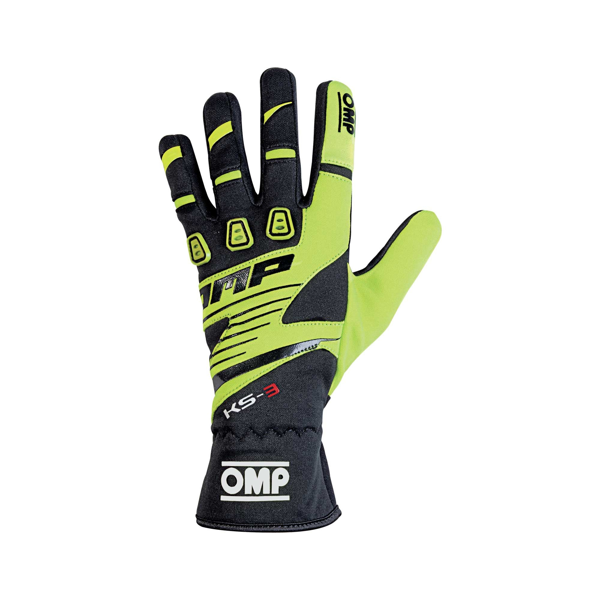 OMP KS-3 KARTING GLOVES