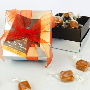 Classic Sea Salt Caramels - 4 oz. Gift Box