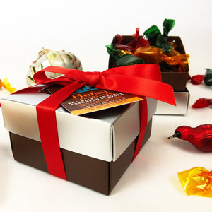 Sea Salt Caramel Assortment - 4 oz. Holiday Gift Box