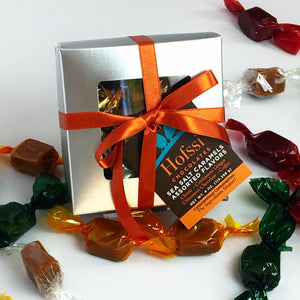 Sea Salt Caramel Assortment - 4 oz. Gift Box