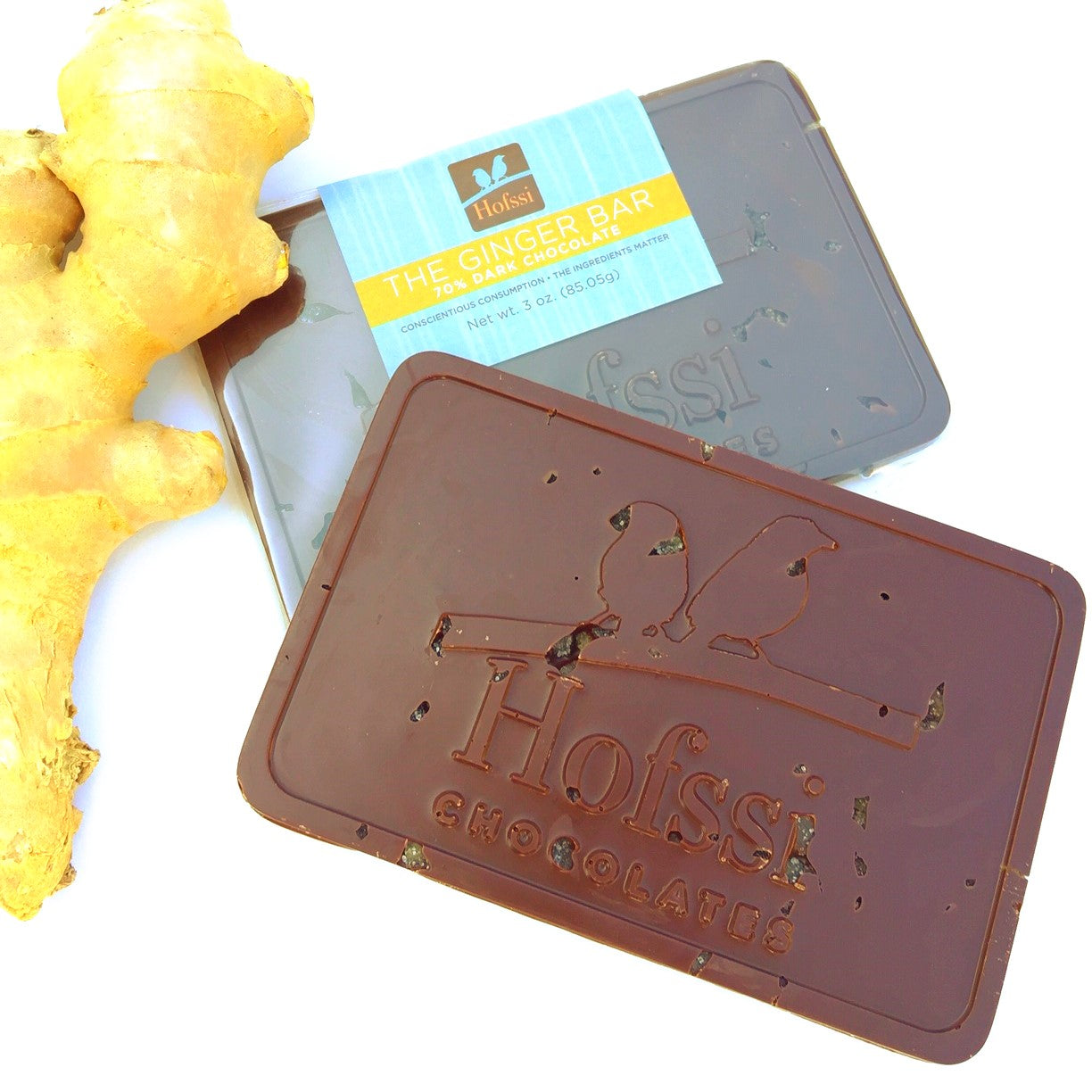 Ginger Bar - 3 oz.