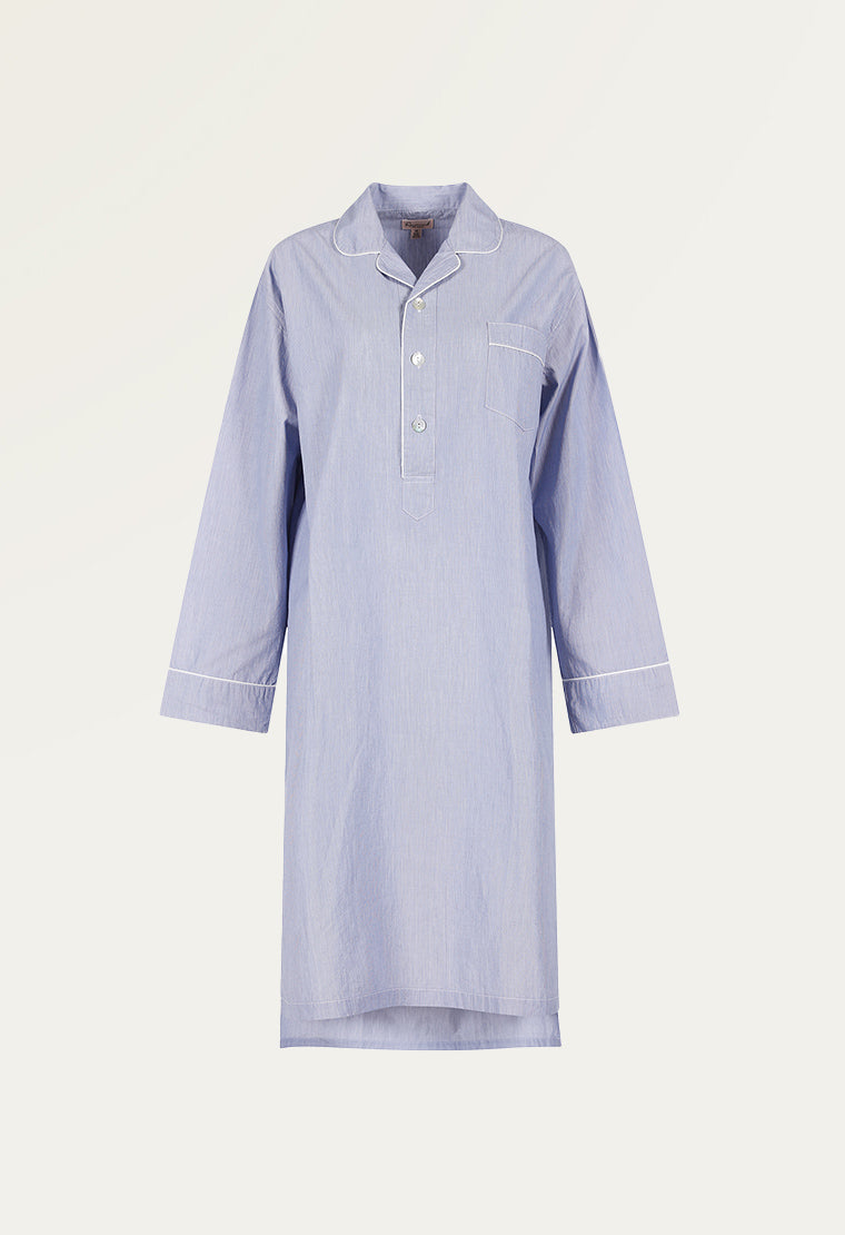 Soft cotton nightgown