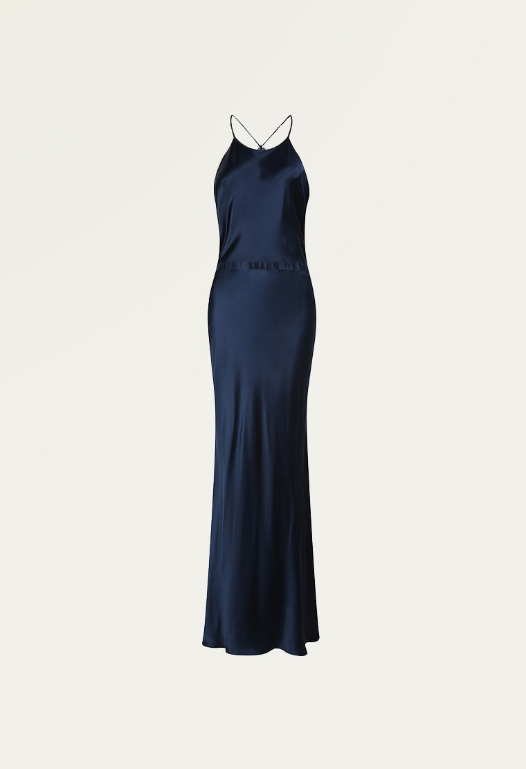 Gorgeous silk nightgown