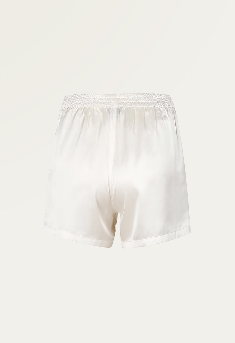 Lightweight men's silk shorts