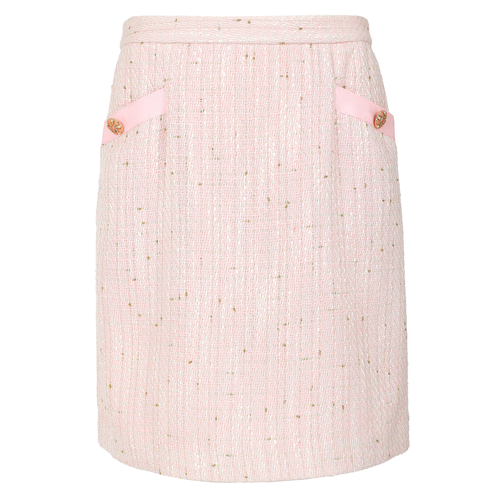 Pretty tweed skirt