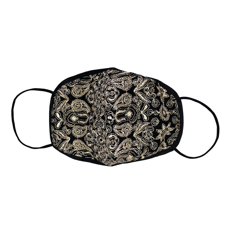 (Limited Edition) Reusable three-layer lace face mask