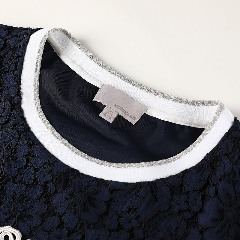 Lovely puppy lace blouse