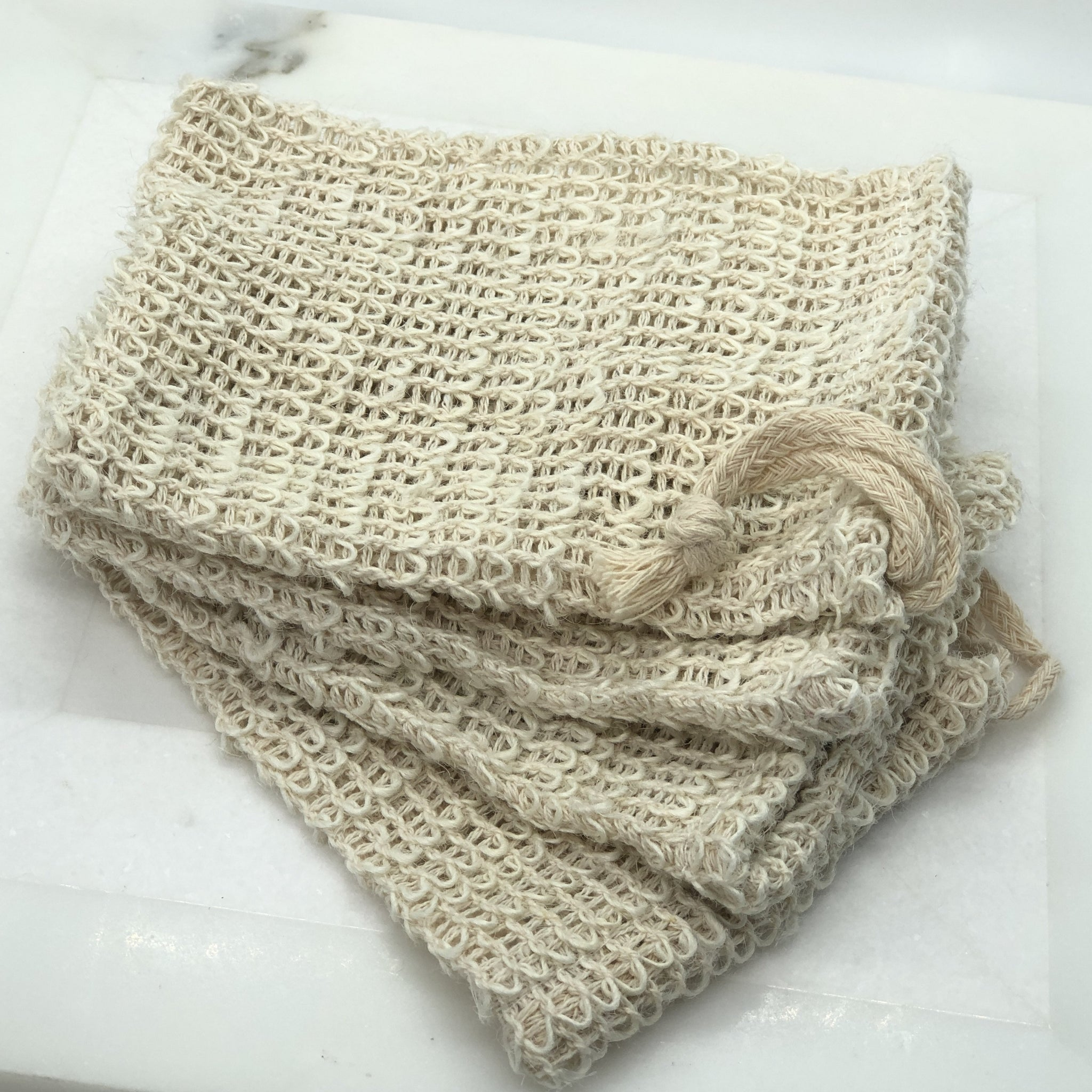 Soap Saver Sisal Bag