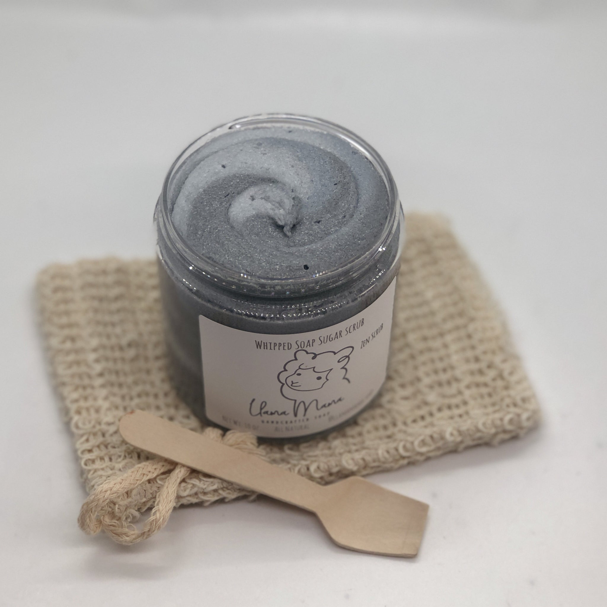 Zen Whipped Soap Sugar Scrub
