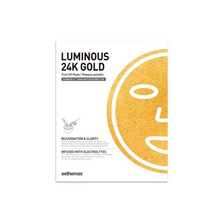 Load image into Gallery viewer, LUMINOUS 24K GOLD HYDROJELLY™ MASK