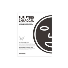 Load image into Gallery viewer, Esthemax PURIFYING CHARCOAL HYDROJELLY™ MASK