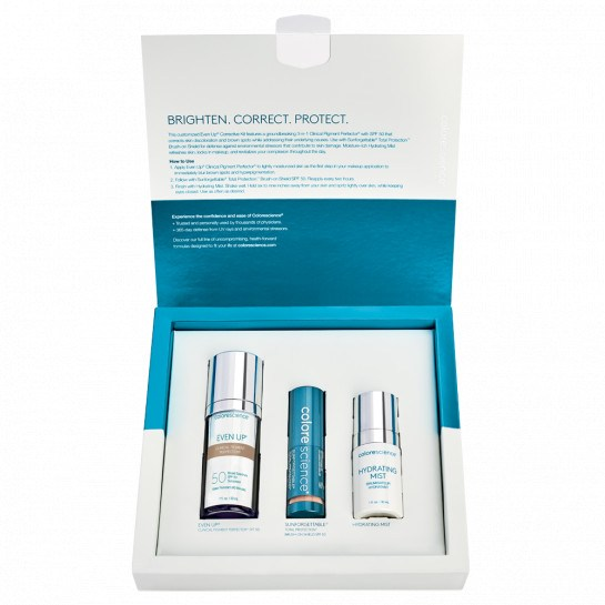 EVEN UP® CORRECTIVE KIT FOR PIGMENTATION