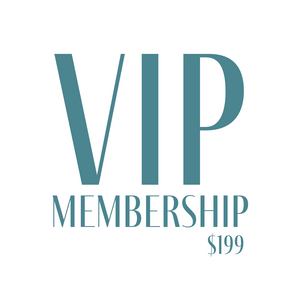 VIP Membership - October 1st 2020 - October 31st 2021