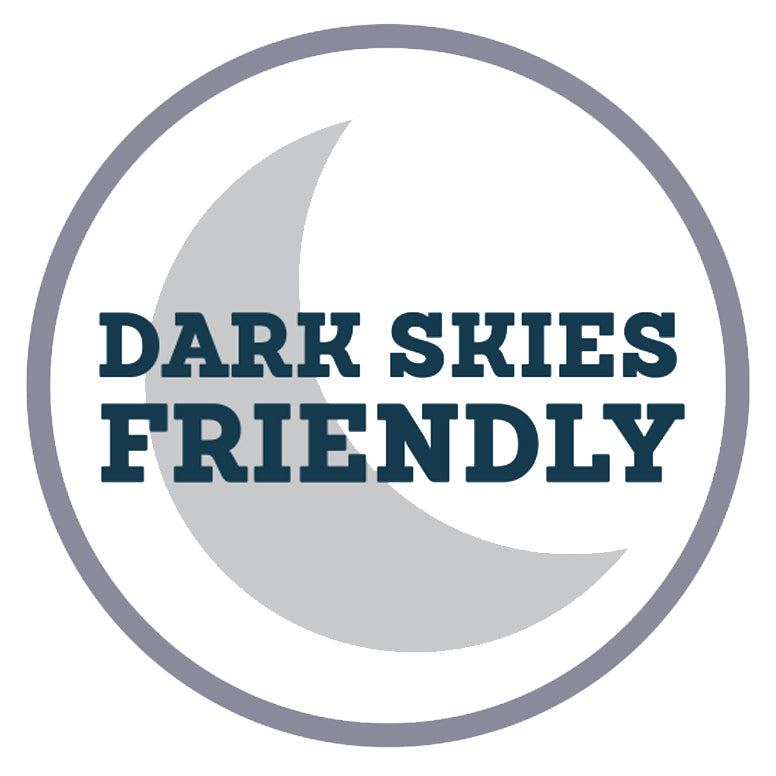 dark sky friendly friendly certificate