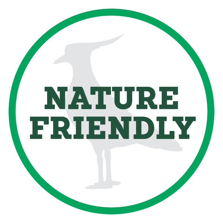 nature friendly certificate