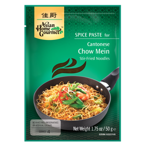 Cantonese Chow Mein Paste - CASE of 12