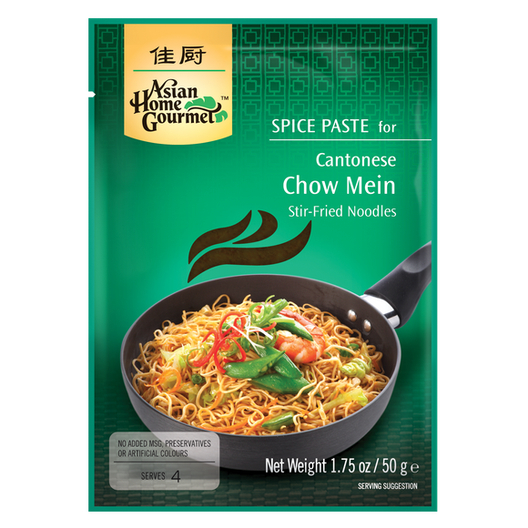 Cantonese Chow Mein Paste - CASE