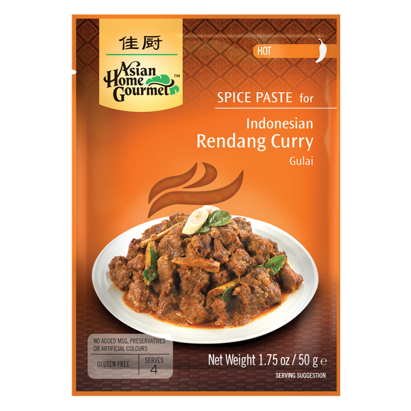 Indonesian Rendang Curry - CASE