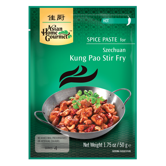 Szechuan Kung Pao Stir Fry - CASE of 12