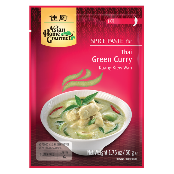 Thai Green Curry - CASE of 12