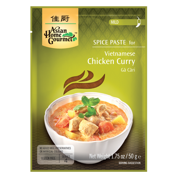 Vietnamese Chicken Curry - CASE