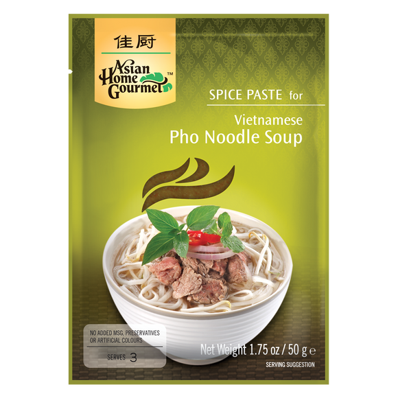 Vietnamese Pho Beef Noodle Soup - CASE of 12