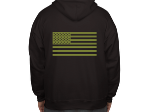 Tagged Hoodie - Wolf Tactical